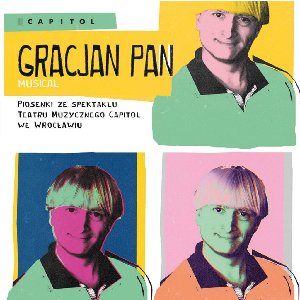 Premiera płyty z musicalu Gracjan Pan